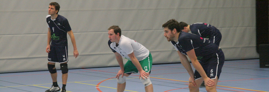 Jeneverwedstrijd VTI Hasselt - VC Helios Zonhoven